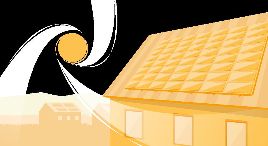 GAIA Komplettlösungen mit Solarenergie und Speicherbatterie