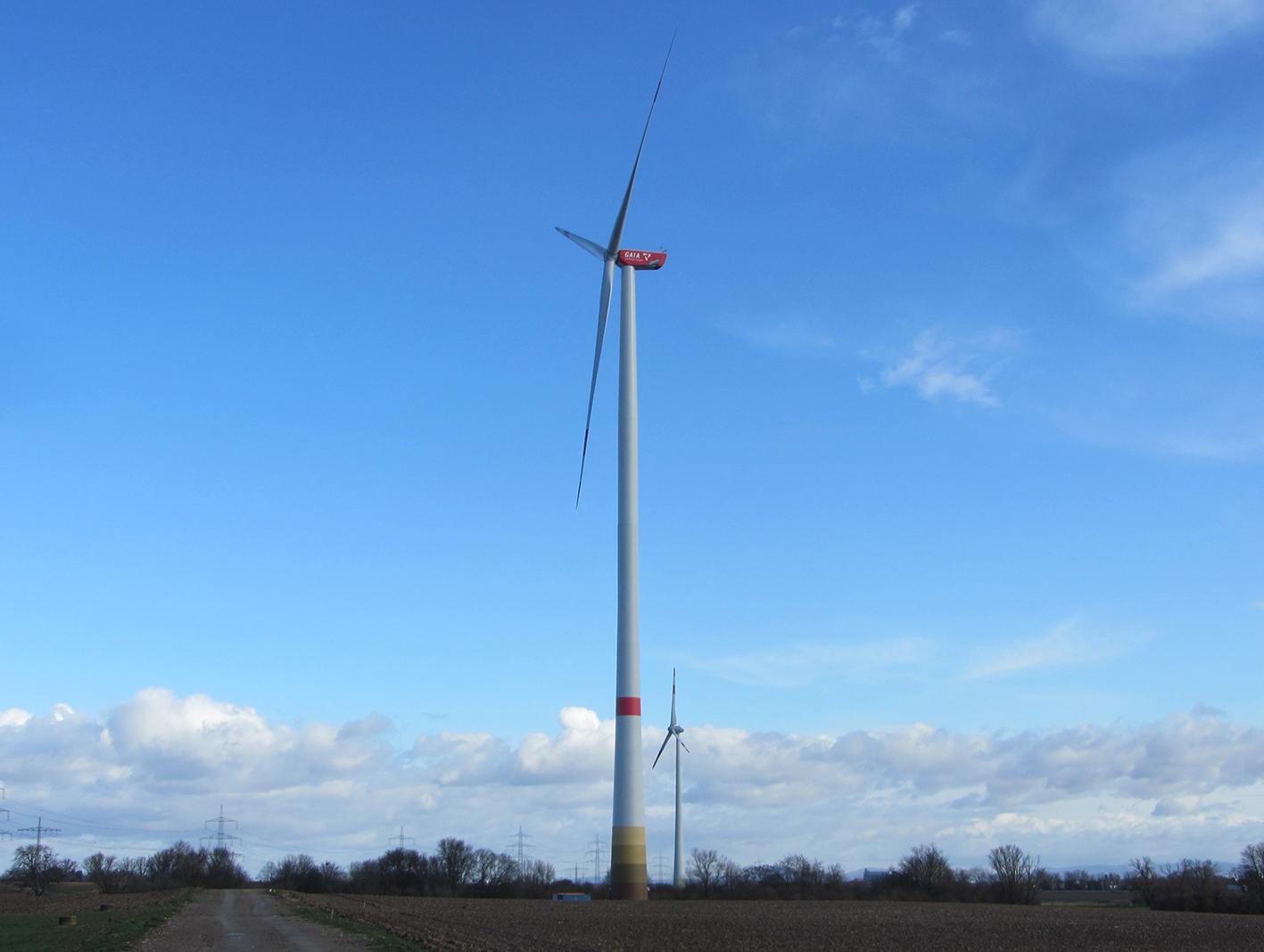 Neuer Betreiber für die Nordex-Anlage in Lambsheim
